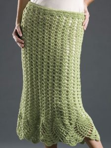 Crochet Skirt Patterns