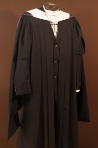 Doctoral Gown Pattern