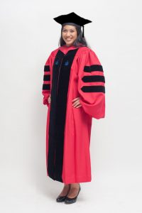 Doctoral Gown Pictures