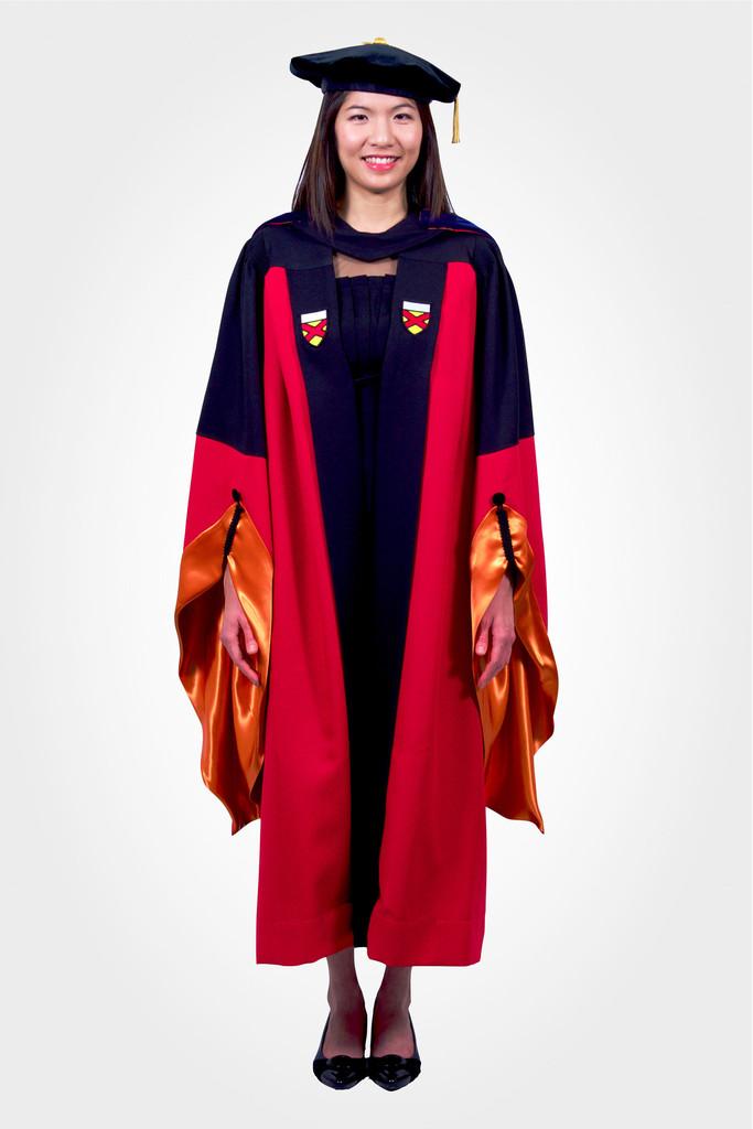 Doctoral Gown Dressedupgirl Com