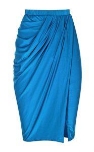 Draped Skirt Images