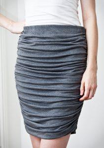 Draped Skirts