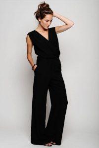 Dressy Black Jumpsuits