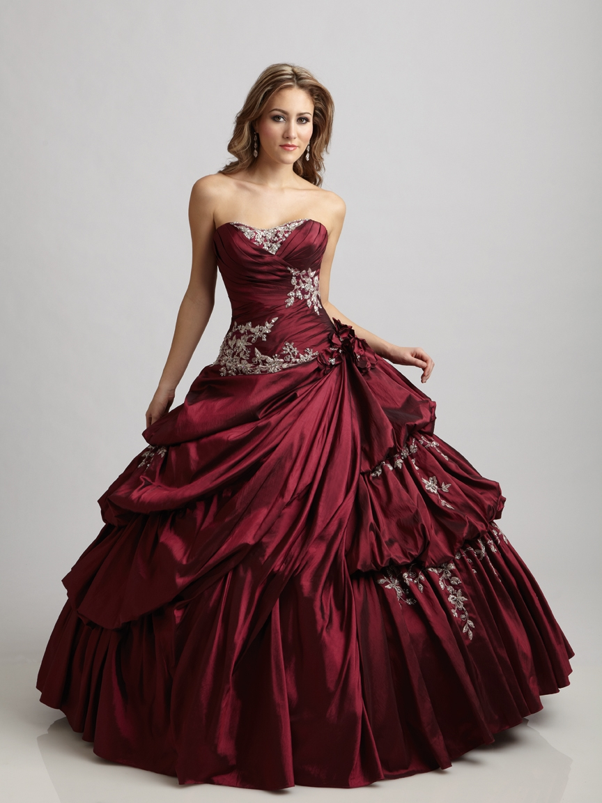 Elegant Ball Gowns | Dressed Up Girl