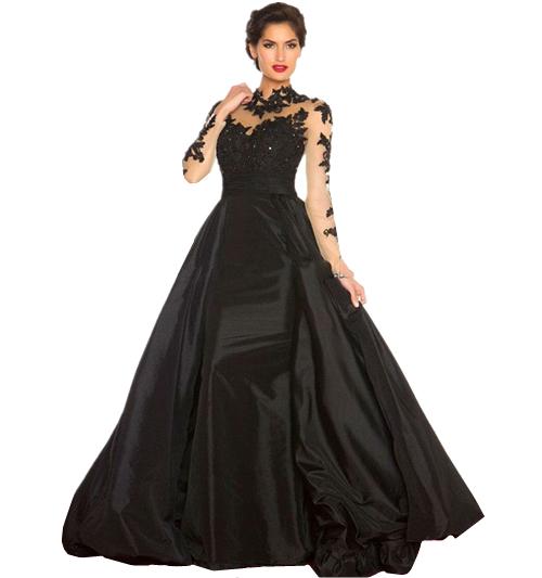 Elegant Ball Gowns Dressed Up Girl