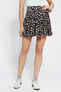 Floral Circle Skirt