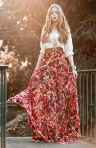 Flowy Hippie Skirts