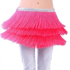 Fringe Dance Skirt