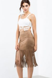 Fringe Skirt Pictures