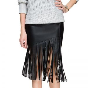 Fringed Skirts