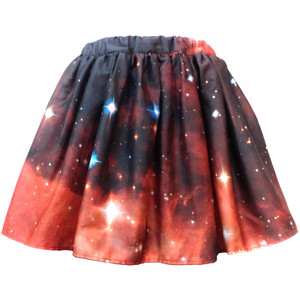 Galaxy Skirt Images