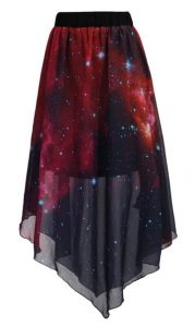 Galaxy Skirt Pictures