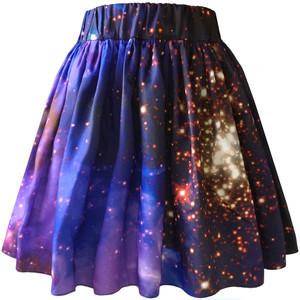 Galaxy Skirts