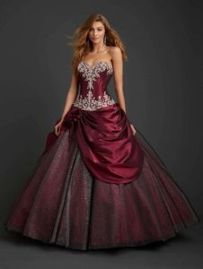 Gothic Ball Gowns Images