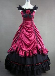 Gothic Style Ball Gowns