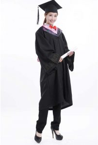 Graduation Gown Masters