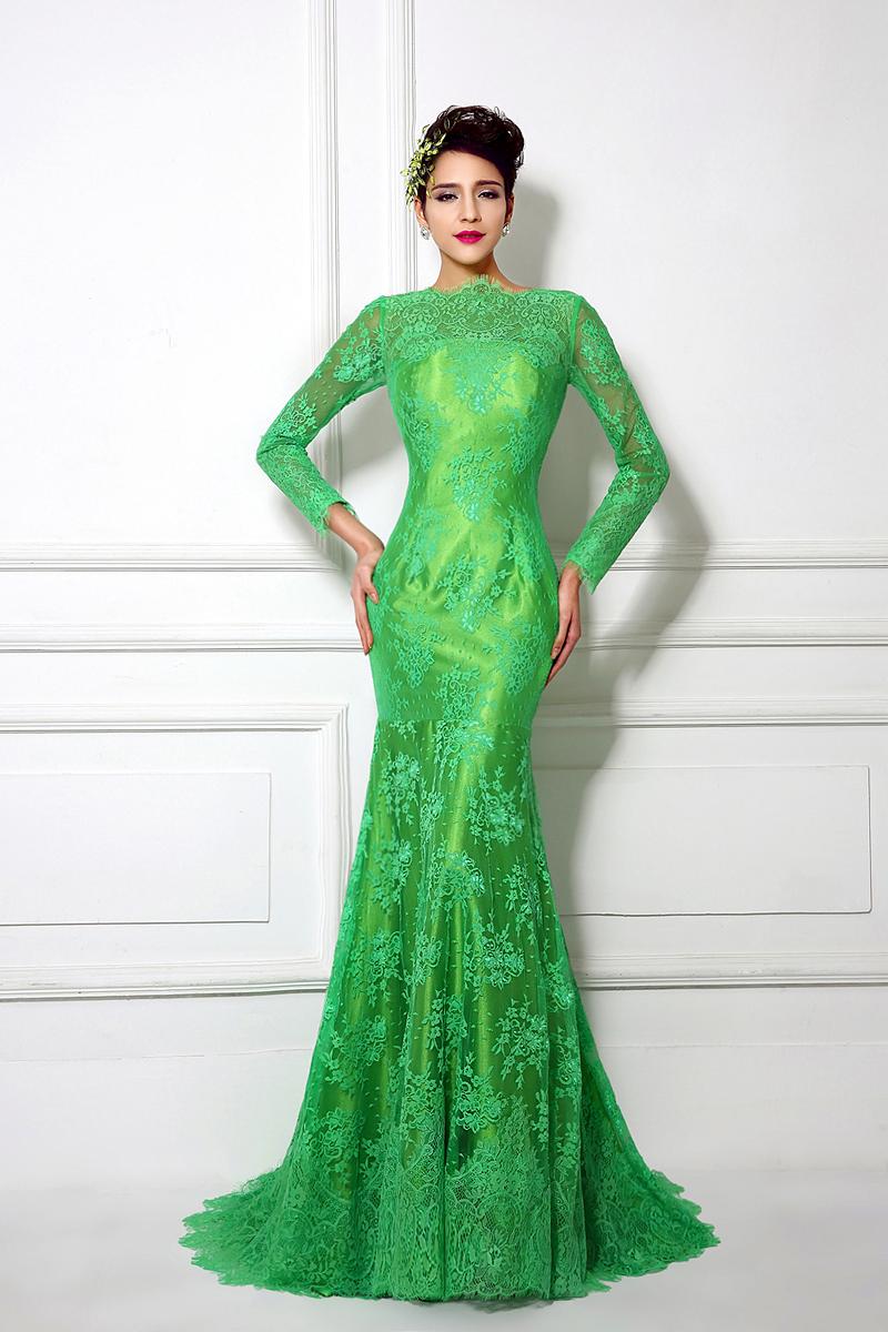 green gown dressedupgirlcom