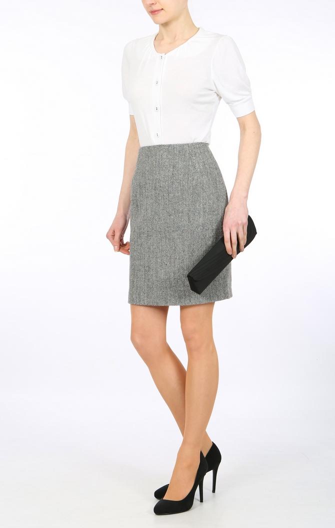 Tweed Skirt | Dressed Up Girl