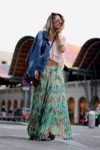 Hippie Skirt Outfit