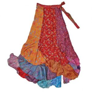 Hippie Wrap Skirts
