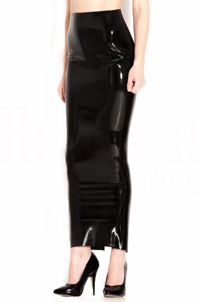 hobble skirt dressed up