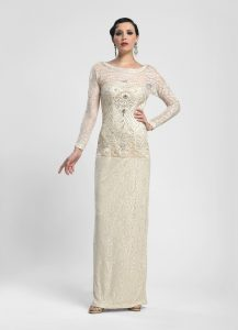 Images of Art Deco Gown