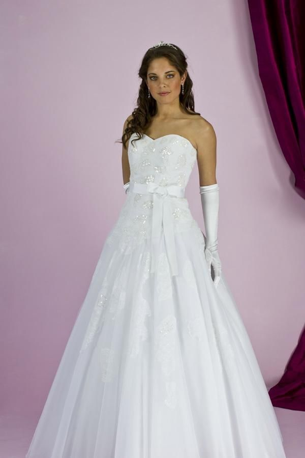 Debutante Gowns Dressed Up Girl
