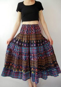 Images of Hippie Skirts
