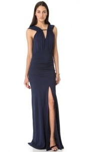 Images of Jersey Gown