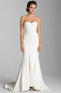 Images of Trumpet Gown