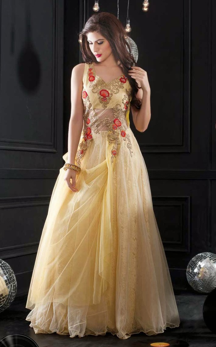 Indian Formal Gowns