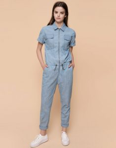 Jean Jumpsuit for Women