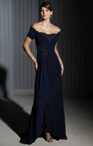 Jersey Evening Gowns