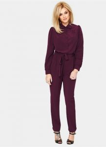 Jumpsuit Long Sleeve