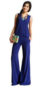 Jumpsuits Blue
