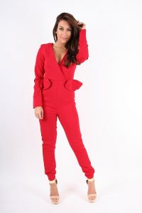 Jumpsuits with Long Sleeves