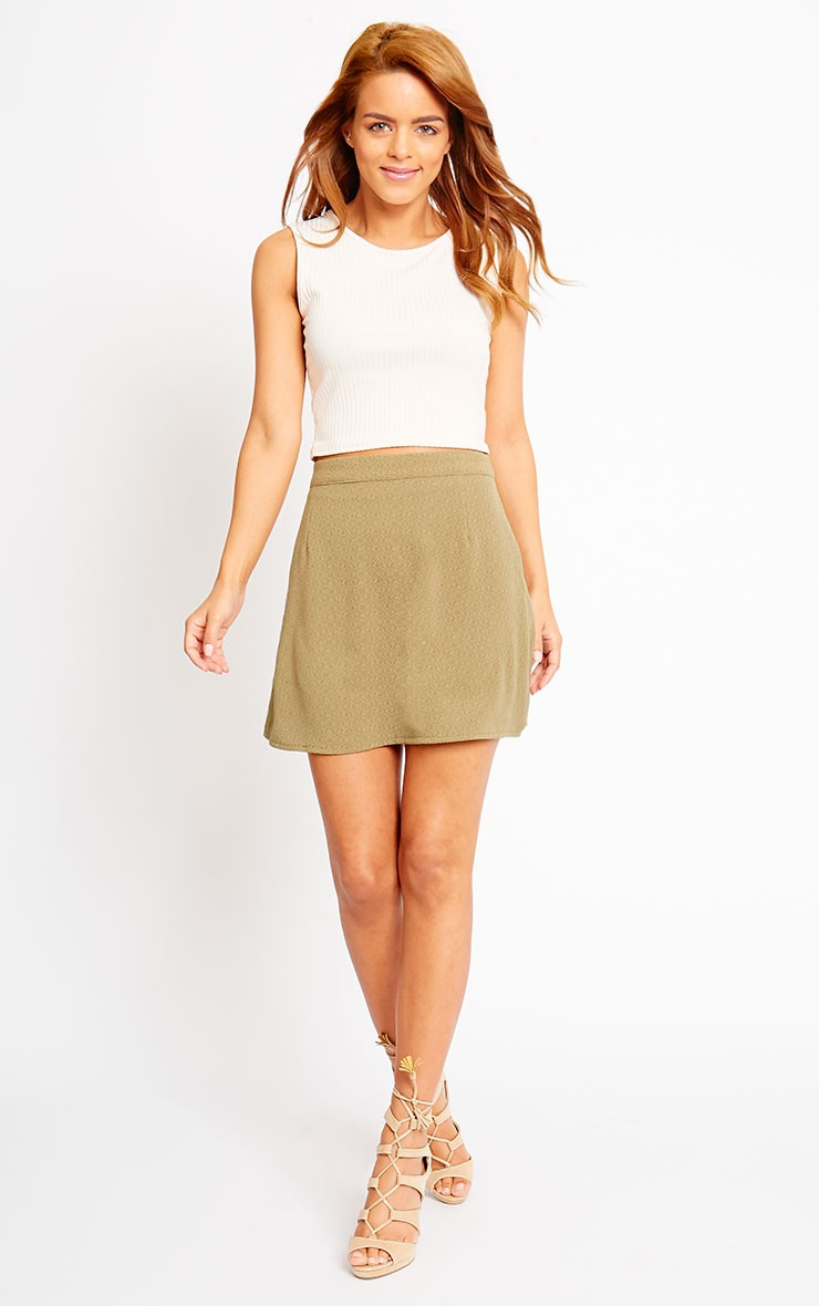 Girls Khaki Green Skirts Tier Ruffle Girl Skirt Below the knee For Girls' More Choices from CDN$ Mud Kingdom Girls' Tassels Plain Skirts. CDN$ 1 out of 5 stars 1. French Toast Below The Knee Pleated Skirt (Plus Size) CDN$ 3 out of 5 stars 1.