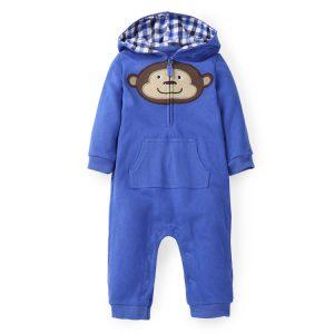 Kids Blue Jumpsuit