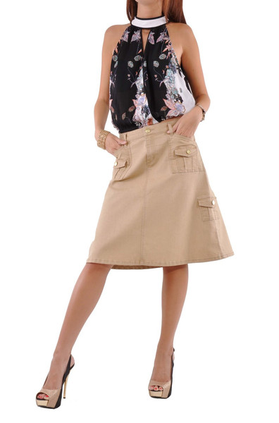 Find great deals on eBay for khaki skirt. Shop with confidence.