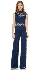 Lace Jumpsuit Images