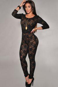 Lace Jumpsuits