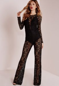Lace Jumpsuits for Women