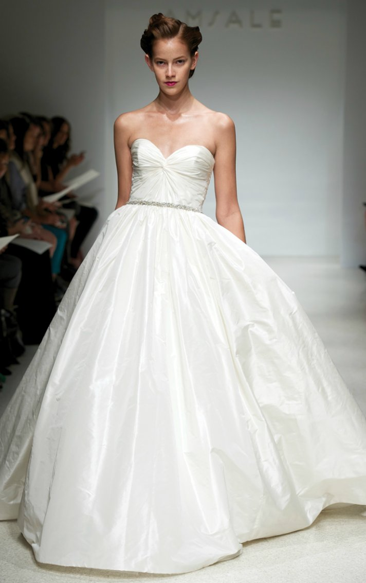 Lazaro Gowns | Dressed Up Girl