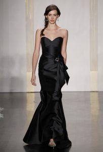 Lazaro Bridesmaid Gowns