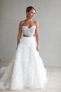 Lazaro Wedding Gown