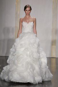 Lazaro Wedding Gowns