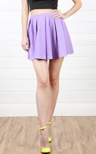 Light Purple Skirt