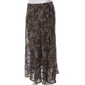 Long Broomstick Skirt