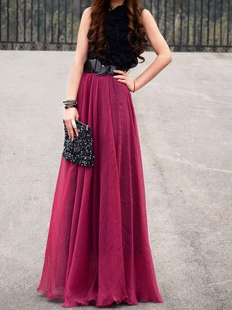 Chiffon Skirt | Dressed Up Girl