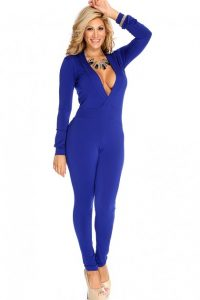 Long Sleeve Jumpsuit Outfit